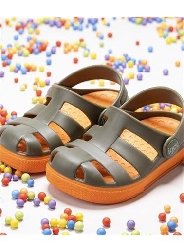 İgor Spor Sandalet Haki